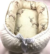 Baby Nest Babynest Sleeper Co Pod Newborn Snuggle Nest Baby Lounger Crib Bed Cot