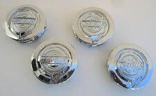 Chrysler 300 Pacifica OEM Wheel Center Cap Chrome Finish 04895899AB 54mm - 4PCS