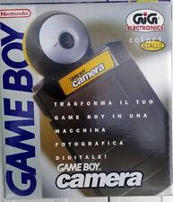 Game Boy Camera: trasforma il tuo Game Boy in una fotocamera digitale