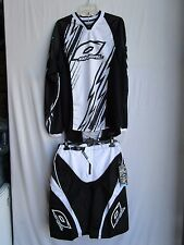 ONEAL element FR men's BMX MTB DH COMBO set shorts 36 and jersey extra large