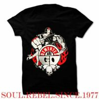 DEMENTED ARE GO PUNK ROCK BAND T SHIRT MEN'S SIZES