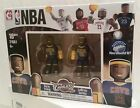 NEW C3 NBA Cleveland Cavaliers Irving & James 18pc Toy Playset Collectible