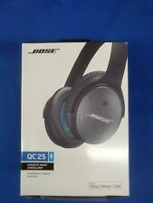 Bose QuietComfort QC25 Acoustic Noise Cancelling Headphones Apple From Japan