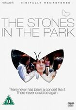 THE STONES IN THE PARK. The Rolling Stones. New sealed DVD.