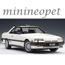 AUTOart 77427 NISSAN SKYLINE 2000 TURBO RS-X DR30 1/18 MODEL CAR WHITE