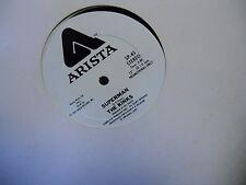 THE KINKS Superman vinyl 12 Inch 1979 Arista Records EX [Ray Davies]