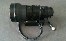 For Parts !! Fujinon 17x Motor Drive Lens for Panasonic AW-E750 and AW-LZ17MD9AG