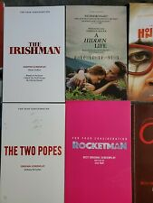 Eight FYC Screenplays bundle