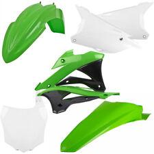 Polisport MX Plastics Kit - Kawasaki KX85 14-18 - OEM (16-18 Green)