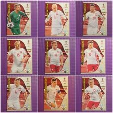 Panini Adrenalyn XL World Cup Football Trading Cards Poland