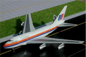 Gemini Jets 1:400 United Airlines BOEING 747SP Friendship One GJUAL044