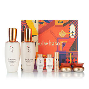 SULWHASOO Concentrated Ginseng Renewing Special Set 7items Anti-aging K-Beauty
