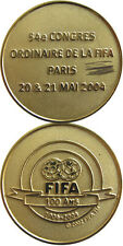 FIFA Participation Congress medal 2004 World Cup 2002