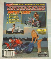 Hot Rod Harleys Hottest & Latest Magazine 1993 Hot Rod Series #7