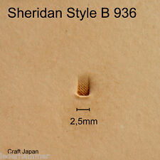 Punziereisen Sheridan Style B 936 - Beveler - Craft Japan