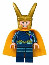 LEGO Marvel Super Heroes Loki MINIFIG from Lego set #76088 New