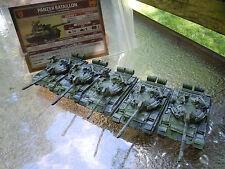 Flames of War: German TEAM YANKEE TEBX01 T-55AM2 Panzer Kompanie  camo by Gary