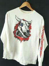 Cowtown Skateboards Long Sleeve T-Shirt Size M