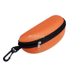 Useful Zipper Eye Glasses Sunglasses Hard Case Pouch Bag Box Storage Protect US
