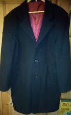 Da Uomo 75% LANA Smart Elegante Cappotto Classico Da Londra. BNWT. taglia. XL