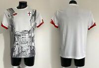 Genoa completo celebrativo città LOTTO celebrative shirt + shorts no match worn