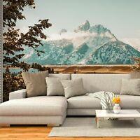 VLIES FOTOTAPETE XXL Landschaft TAPETE 3D effekt Berge