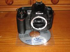 Nikon D90 (6) 12.3MP DSLR Camera - Black (Body Only)