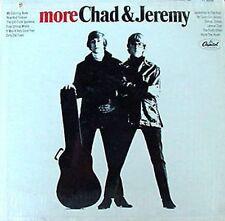 CHAD & JEREMY - MORE - CAPITOL LP - MONO - SHRINK WRAP