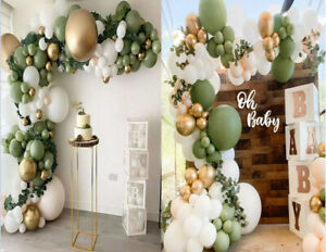 Balloon Garland Arch Kit Birthday Wedding Baby Shower Balloons Party Decorations