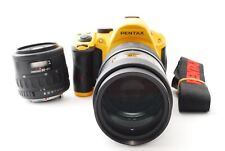 PENTAX K-30 16.3MP Digital SLR Camera w/Two Lens Set Excellent from Japan F/S