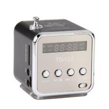 Mini Altavoz MP3 Reproductor Soporte Tarjeta Tf USB Disco Fm Radio
