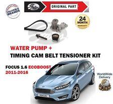 Para Ford Focus 1.6 Ecoboost 2011> Correa de Distribución Kit + Juego Bomba Agua