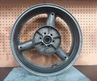 97 1997 Suzuki GSXR600 Rear Wheel Rim wobbles