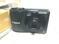 Canon PowerShot A1200 12.1MP Black Digital Camera with Box Works