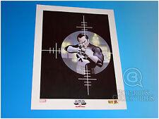 The Punisher Lithograph Alex Ross Artwork Marvel Comics Amazing Spider-Man #129