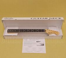 099-4600-921 Fender Stratocaster Strat Neck Rosewood Med Jumbo 21 Fret