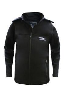 THERMO company Damen Softshell Jacke Regenjacke Übergangsjacke Outdoor S-5XL
