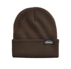 NEW MATHEWS ARCHERY HAT, BROWN BEANIE #70333