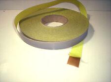 8722), PTFE Teflon, politetrafluoroetilene, Grigio chiaro, nastro adesivo, 0,13mm x 10mm