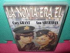 LA NOVIA ERA EL - GARY GRANT   - dvd