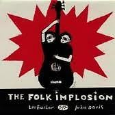 FOLK IMPLOSION- ELECTRIC IDIOT EP. CD.