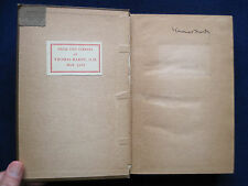 Japanese Language Book from THOMAS HARDY's Library wi His SIGNATURE & BOOKPLATE