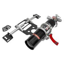 Rennline Black Dry Chemical Custom Fire Extinguisher & Mount Package