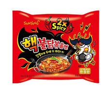 Samyang Spicy Hot Chicken Ramen Nuclear Edition Noodles 140g