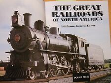 Railroad History North America Great Photos Many RR Lines Maps