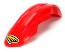 Cycra red factory supermoto front fender - Honda _1CYC-12600-33