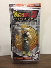Dragonball Z Saiyan Warriors SS Future Trunks Figure Rare New Jakks 2006