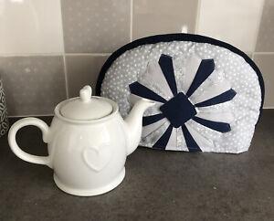 Blue & Grey Patchwork Tea Cosy **NEW**