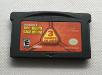 Majesco's Rec Room Challenge - 3 Games In One - Cart Only - Game Boy Advance GBA