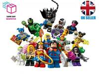 LEGO Minifigures DC Super Heroes Series 71026 - Choose Your Figure